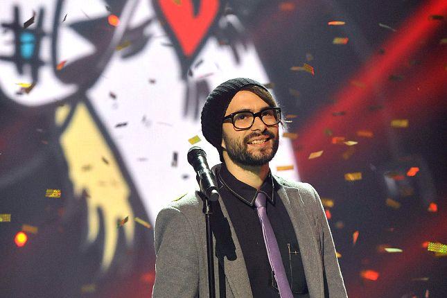 ByeAlex, amikor megnyerte a magyar Eurovíziós válogatót