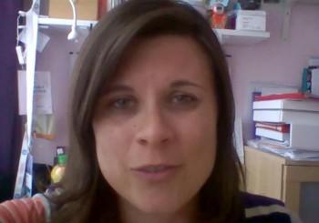 Pálffy Magdi, a Női Pálya főszerkesztője